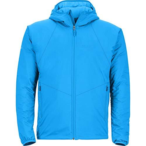 Marmot Warmcube Novus - Chaqueta para hombre Saxon Blue S