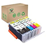 Supricolor PGI-250XL CLI-251XL Ink Cartridges for Bakey, Replament Ink...