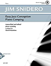Easy Jazz Conception Piano Comping, w. Audio-CD