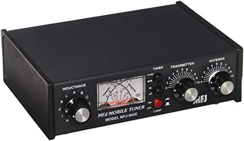 MFJ Enterprises Original MFJ-945E 1.6 ~ 60 MHz Mobile Antenna Tuner w/ Watt Meter & Antenna Bypass Switch. 300 Watts. Buy it now for 159.99