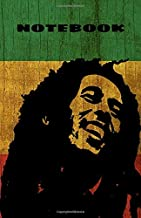 NOTEBOOK: The Rasta Lined Notebook is a fun notebook for Music and Reggae lovers of all ages !