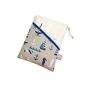 eReader Tasche eBook Reader Tablet Hülle Strandurlaub, Maßanfertigung bis max. 10,9″ z.B. für Tolino Vision 4HD Kindle Paperwhite