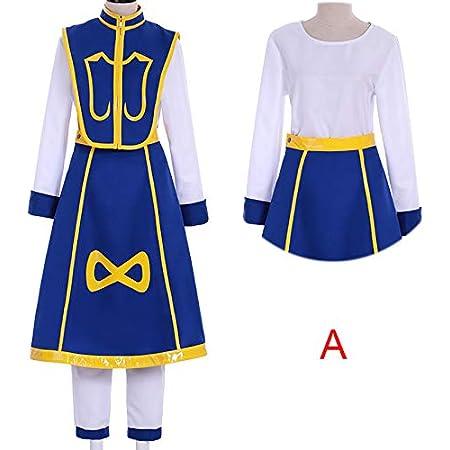ハンター×ハンター クラピカ コスプレ衣装誕生日会、文化祭などを しますアニメ衣装,変装、 (女L)