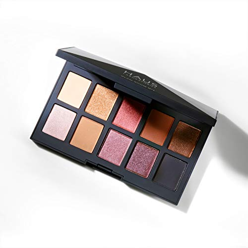 HAUS LABORATORIES By Lady Gaga: GLAM ROOM PALETTE NO. 1: FAME, Lidschatten Palette mit 10 Farben |...