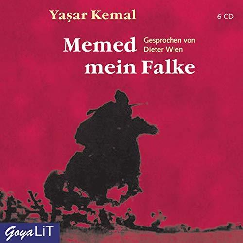 Memed mein Falke cover art