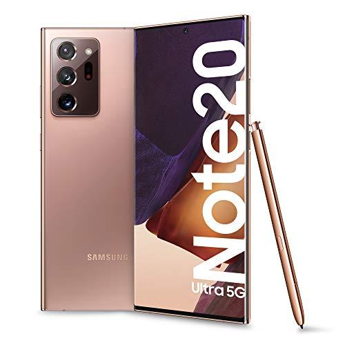 Samsung Galaxy Note 20 Ultra 5G Dual SIM 256 Go 12 Go RAM SM