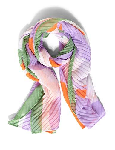 Street One Damen Mode-Schal, Clear Lilac, A