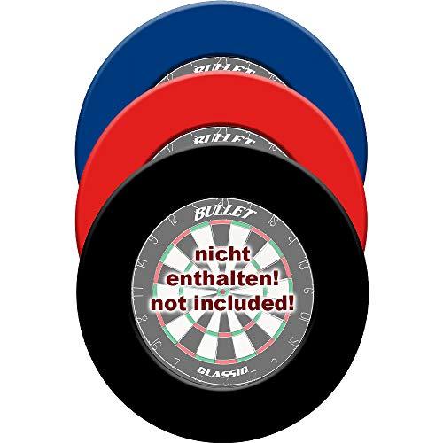 BULLET-Darts Surround Ring für alle gänigen Dartscheiben - Ø68cm - Schwarz