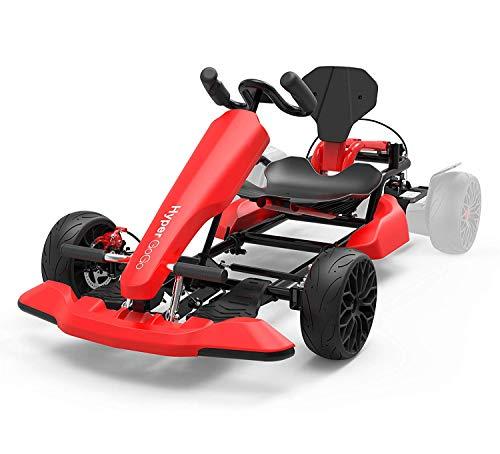 HYPER GOGO Hoverkart Go Karts Attachment Compatibile con Tutti Gli Hoverboard