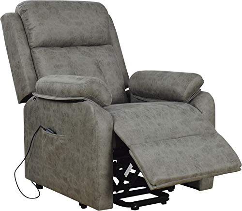 Imperial Relax | Sillon Relax Reclinable Levantapersonas NY | Motorizado | Reclinado de reposapies y...