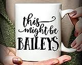 N\A Regalo de Baileys, Esto podría ser una Taza de café de Baileys