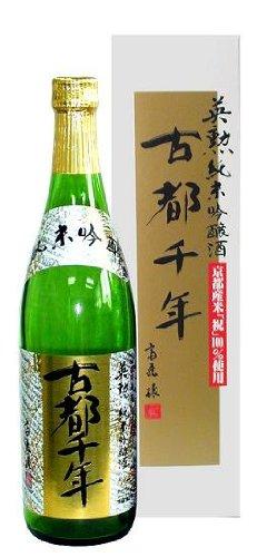 古都千年 英勲 純米吟醸 720ml 純米吟醸酒 15度