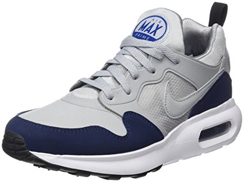 Nike Herren Air Max Prime SL Laufschuhe, Grau (Wolf Grey/Wolf Grey/Black Gym/Blue), 44 EU