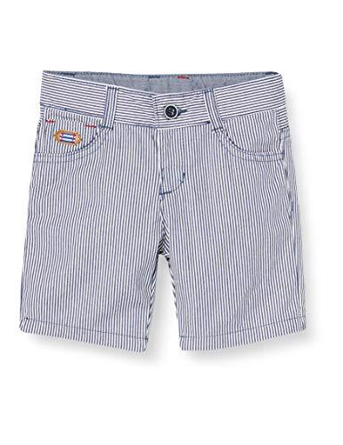 Chicco Baby-Jungen Pantaloncini Corti Bimbo Shorts, Türkis (Azzurro 038), 74 (Herstellergröße: 074)