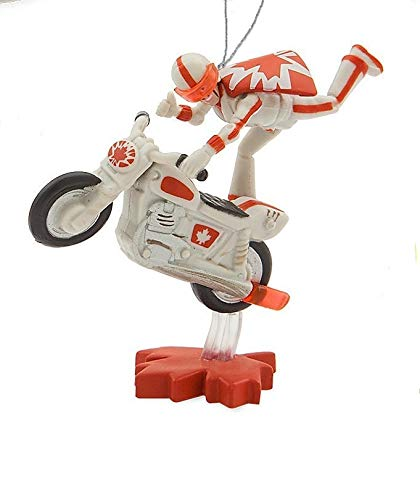 "Price comparison product image K Disney Toy Story 4 Duke Caboom Holiday Christmas Tree Ornament Figure Figurine 4"""