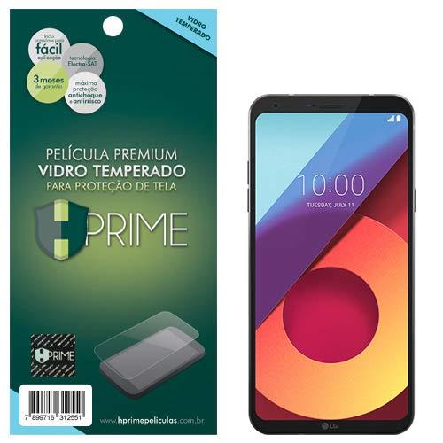 Pelicula de Vidro temperado 9h HPrime para LG Q6/ Q6 Plus, Hprime, Película Protetora de Tela para Celular, Transparente