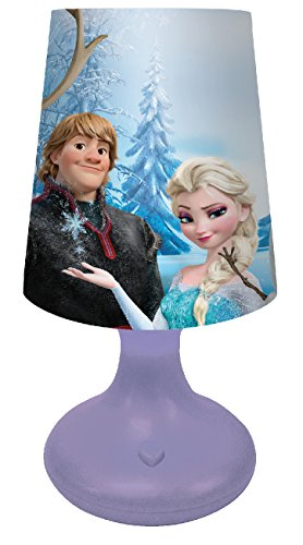 Joy Toy 68895 Disney Frozen (Frozen) LED Mini lámpara pantalla