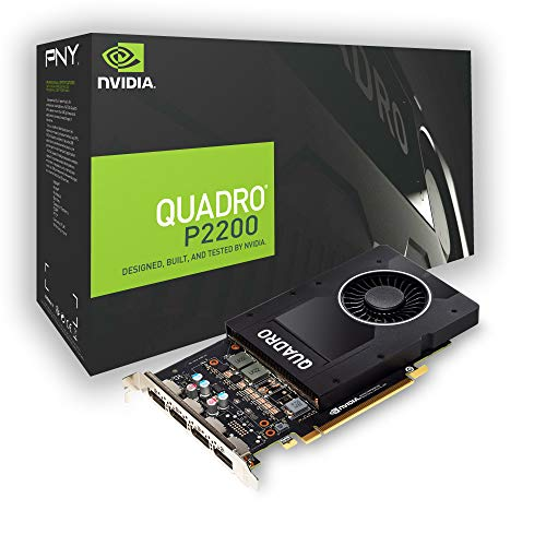 PNY -   Quadro P2200 5GB
