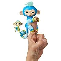Wowwee Billie y Aiden Mascota Interactiva, Color Azul (3541)