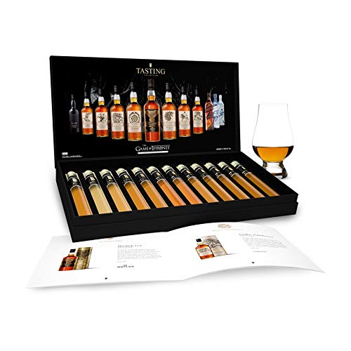 Game Of Thrones Tasting Collection 12 tubes in Gift Box