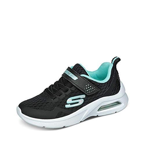 Skechers 302377L-BLK_36 Sneakers,Sports Shoes, Black, EU