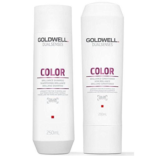 Goldwell Dualsenses Farbbrillanz Shampoo 250 ml und Conditioner 200 ml