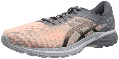 ASICS GT-2000 8, Zapatillas para Correr para Hombre, Orange Vif Gris Clair, 44.5 EU