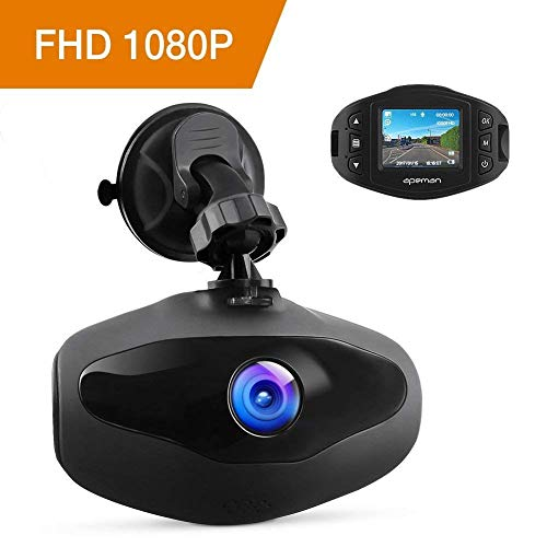 APEMAN Dashcam Kompakte Autokamera Mini Auto Kamera 1080P Full HD...