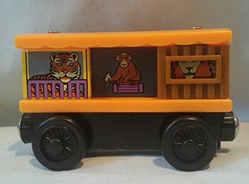 Thomas & Friends Zoo Box Car Wooden Railway Tank Train Engine Loose