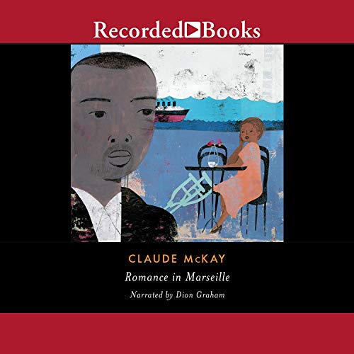 Romance in Marseille audiobook cover art