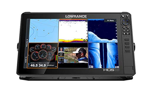 Lowrance HDS 16 Carbon zonder transducer 000-13737-001