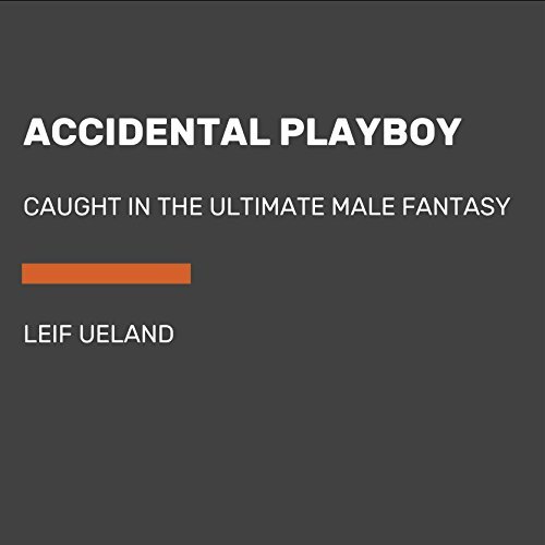 Accidental Playboy audiobook cover art