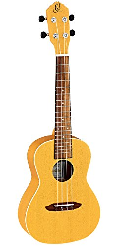 Ortega Guitars Earth Serie Ukulele (rugold)