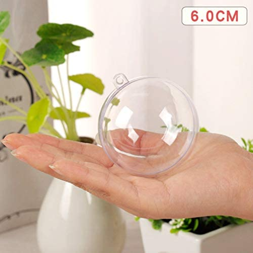 Clear hollow plastic balls _image3