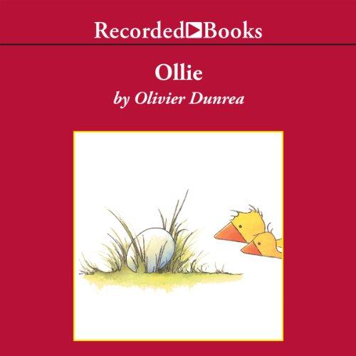 Ollie audiobook cover art