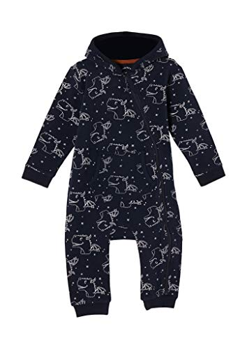 s.Oliver Junior Baby-Jungen 405.10.011.20.201.2055338 Overall lang, 59A3, 86