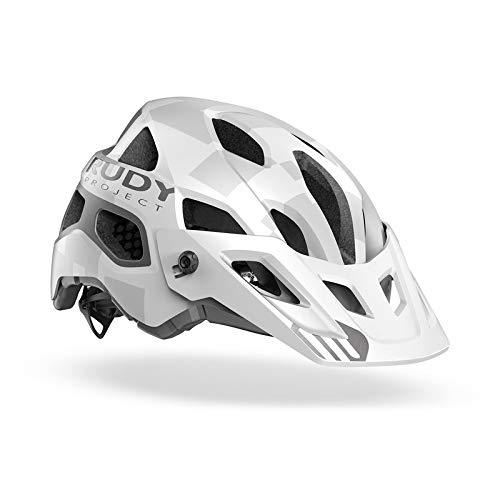 Rudy Project Protera+ Helm White Matte Kopfumfang L | 59-61cm 2021 Fahrradhelm