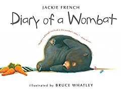 Diary of a Wombat Book For Preschool Children