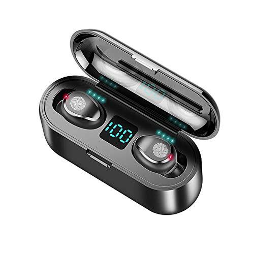 Bluetooth Earbuds Wireless, TechCode Bluetooth 5.0 Sport Earphones Waterproof