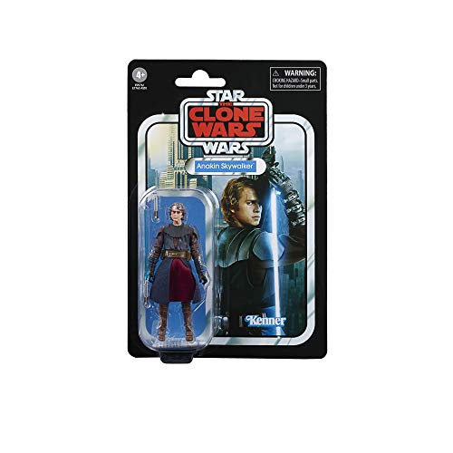 Star Wars The Vintage Collection Anakin Skywalker Juguete, 9,5 cm Scale Star...
