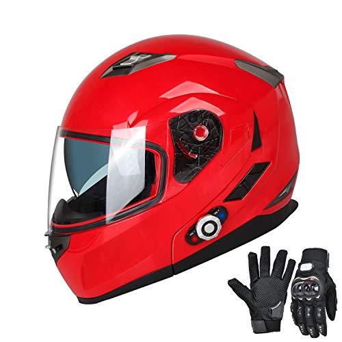 FreedConn Bluetooth Motorcycle Helmet...