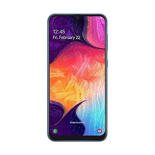 Samsung Smartphone Galaxy A50 128GB – Desbloqueado – Color Azul