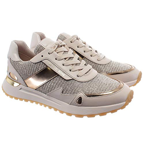 Michael Kors Sneaker Low Monroe Trainer Gold - 38,5 EU