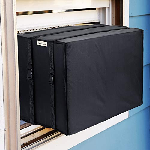 KylinLucky Window Air Conditioner Unit Cover - AC Covers for Outside (21.5W x 16D x 15H inches)