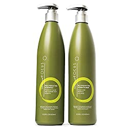 Natural Argan Oil Shampoo and Conditioner - Infused with Jojoba And Coconut Oil