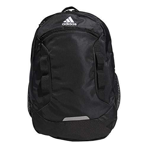 adidas, Unisex-Erwachsene, Rucksack, Excel Iv Backpack, schwarz / weiß, Einheitsgröße