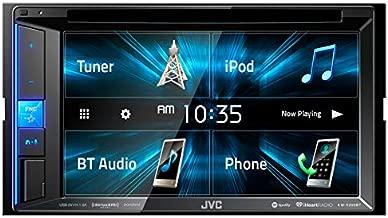 JVC KW-V250BT Multimedia Receiver Featuring 6.2