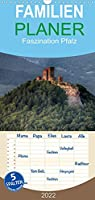 Faszination Pfalz - Familienplaner hoch (Wandkalender 2022 , 21 cm x 45 cm, hoch): Zwoelf beeindruckende Aufnahmen zeigen die Pfalz von ihrer schoensten Seite (Monatskalender, 14 Seiten )