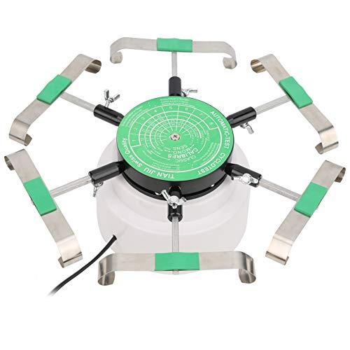 AC250V, enrollador de reloj, enrollador automático de seis relojes, herramienta de reparación