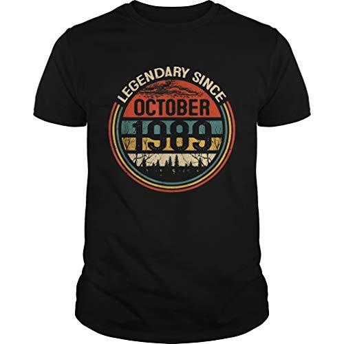 L.egendary Since October 1989 V.intage Shirt